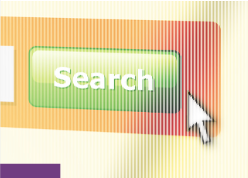website search button