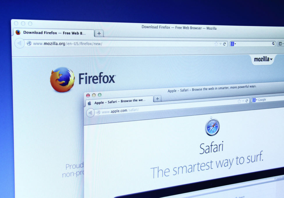 safari and firefox